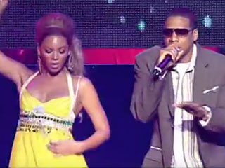 Beyonce feat Jay-Z at The Prince's Trust (UMF) Urban Music Festival